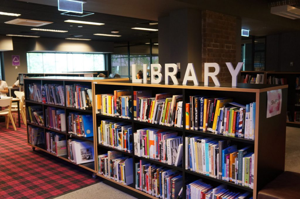 Billy Blue bibliotek
