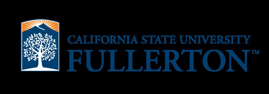 CSU Fullerton logo på blueberry.nu