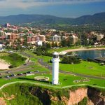 Studera i Wollongong i Australien på blueberry.nu