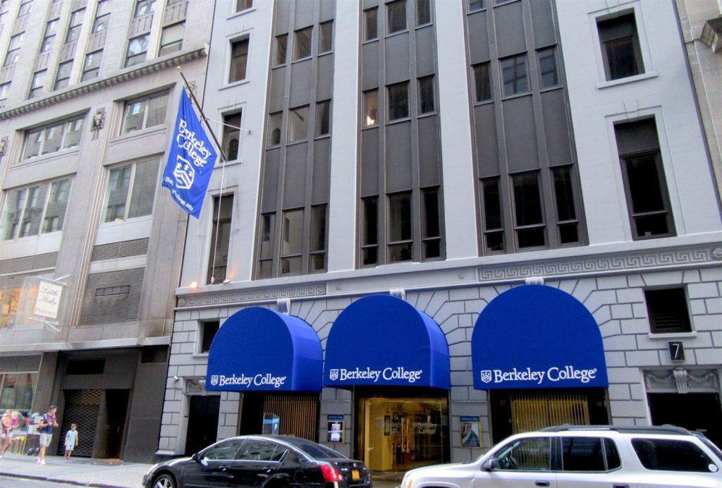 Studera på Berkeley College