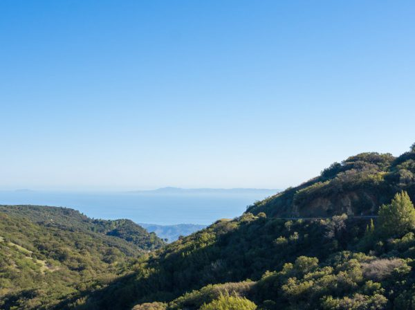 Santa Barbara City College utsikt