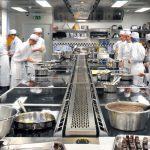 studera till kock på Le Cordon Bleu