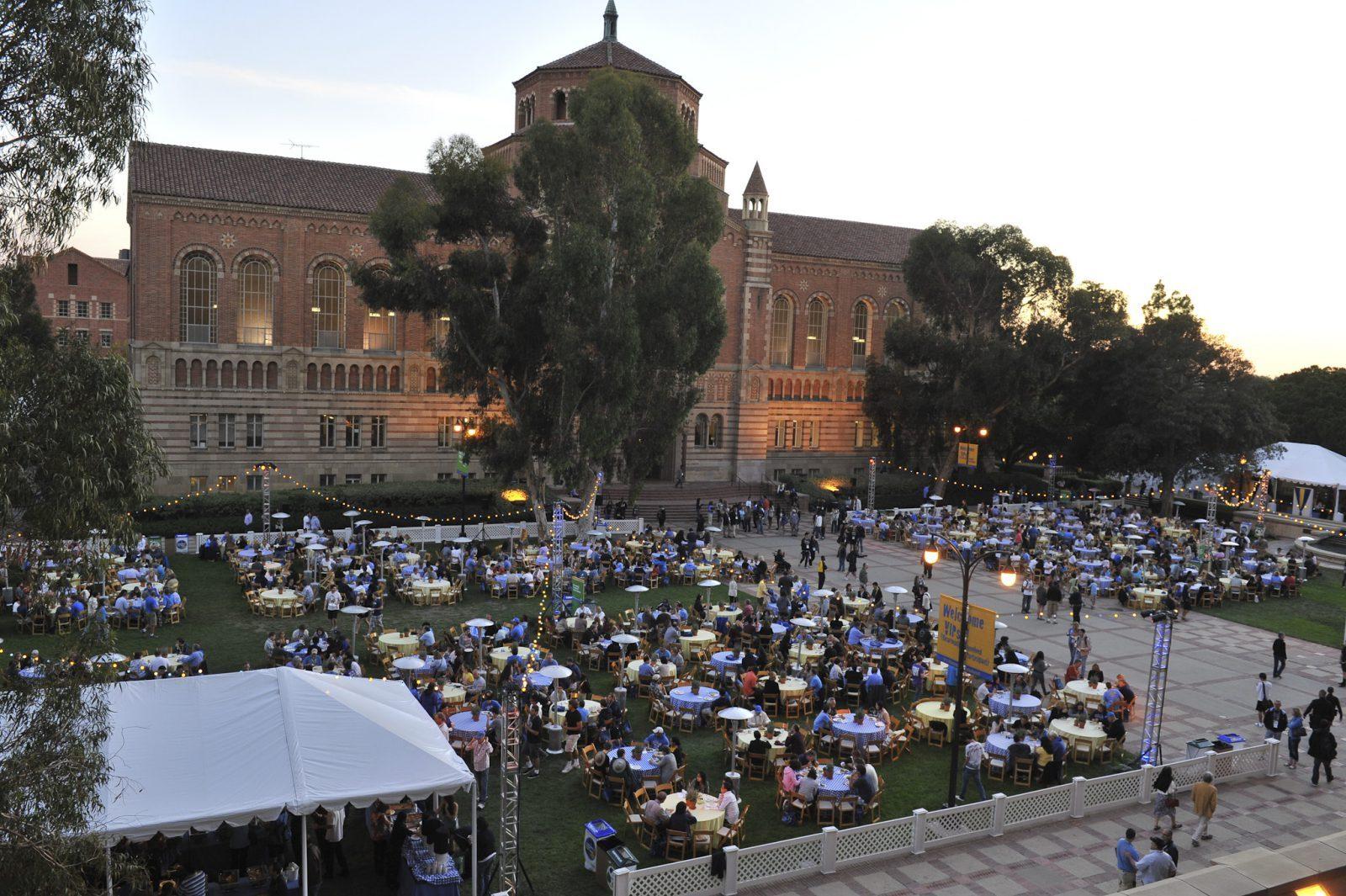 Studera i Kalifornien på UCLA på blueberry.nu