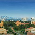 utsikt över LA UCLA