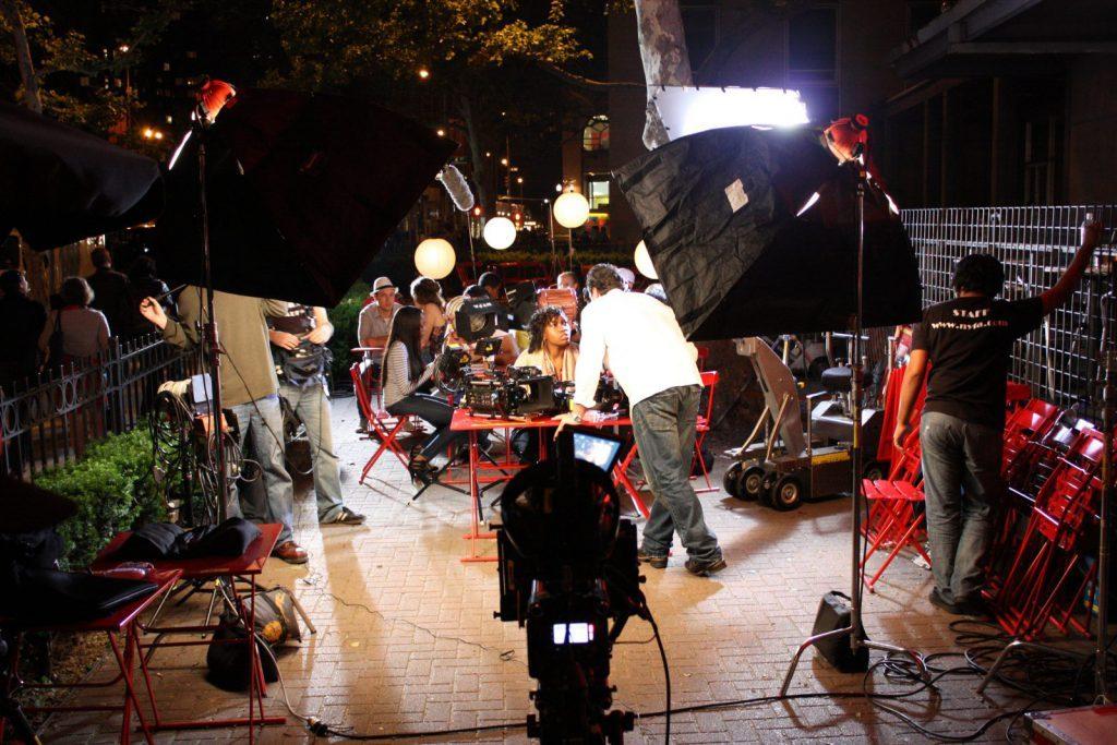 Utbildningar film & skådespelare New York Film Academy på blueberry.nu