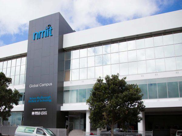 Studera på NMIT i Nya Zeeland på blueberry.nu