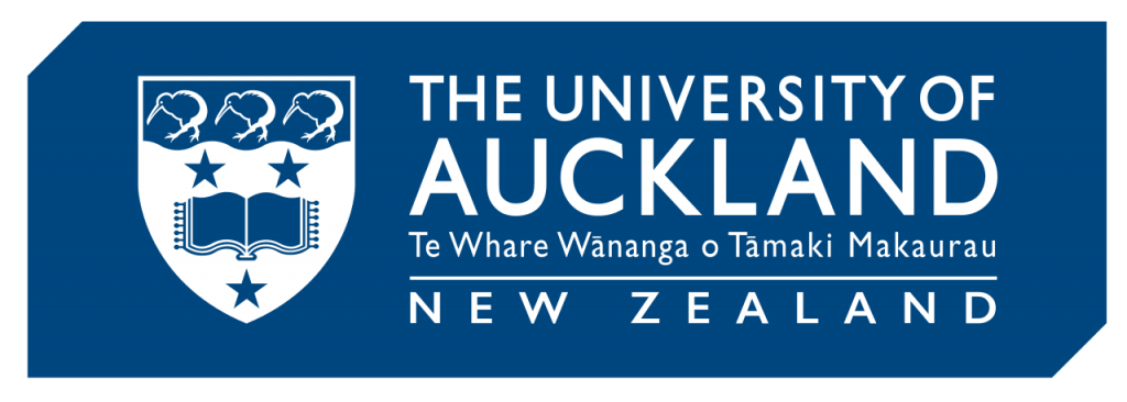 University of Auckland logo på blueberry.nu
