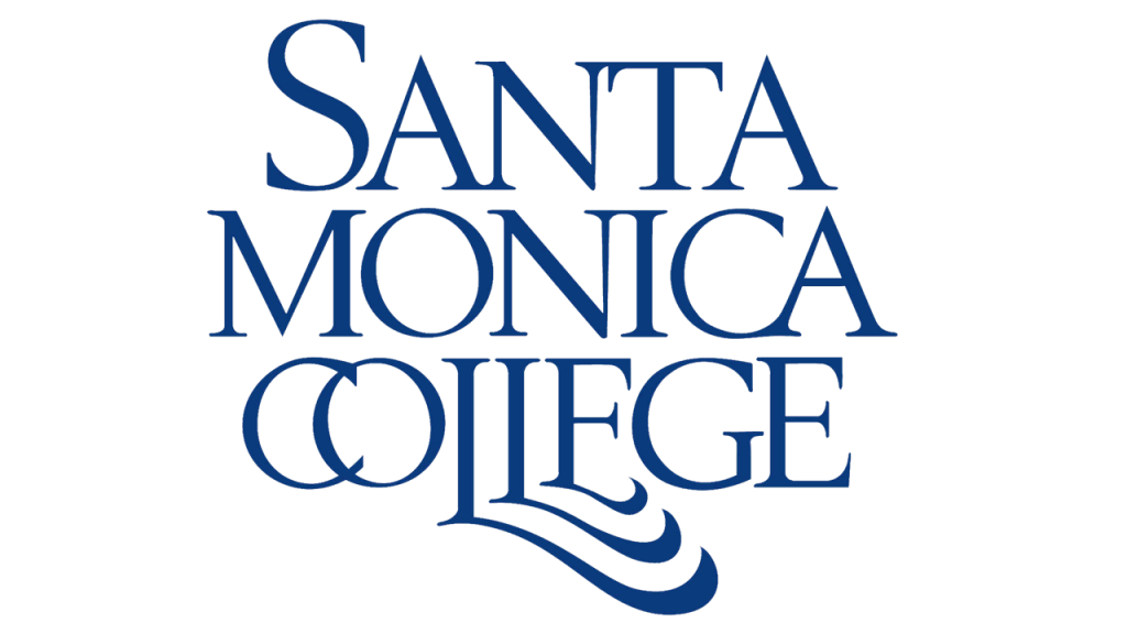 Santa Monica College logo på blueberry.nu