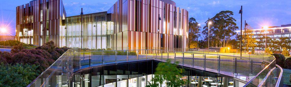 campus fasaden