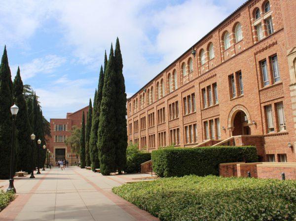 Studera på UCLA i Los Angeles på blueberry.nu