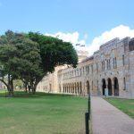Studera på University of Queensland i Australien på blueberry.nu
