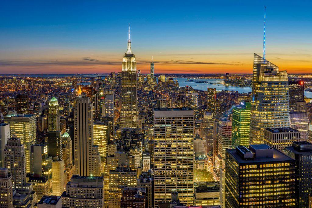 Studera utomlands i New York i USA på blueberry.nu