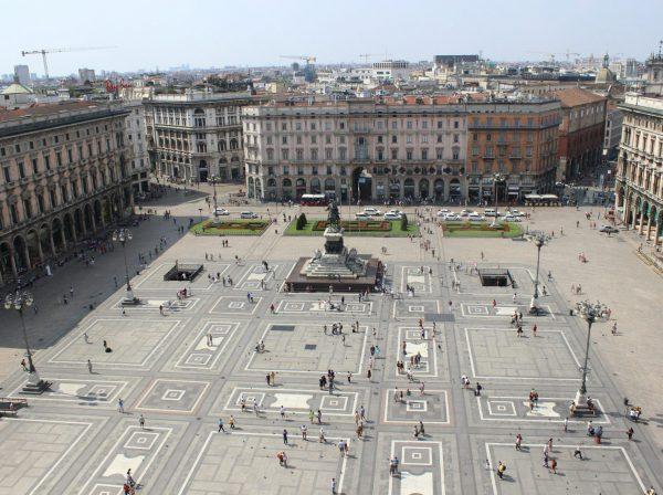 Studera mode i Italien och Milano på IED på blueberry.nu