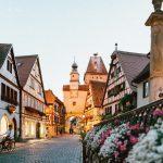 Studera utomlands i Tyskland på blueberry.nu