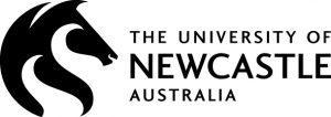 University of Newcastle logo på blueberry.nu