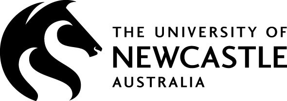 University of Newcastle logo på blueberry.nu