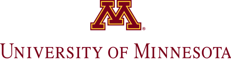 University of Minnesota logo på blueberry.nu