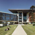 paus i solen på University of Queensland