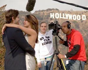 Studera Acting for Film på New York Film Academy