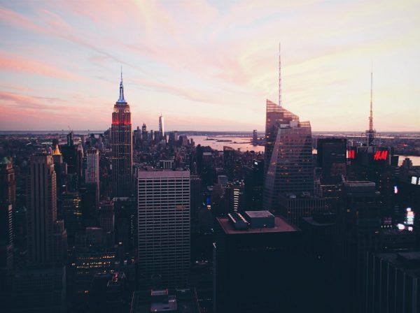 Studera i New York