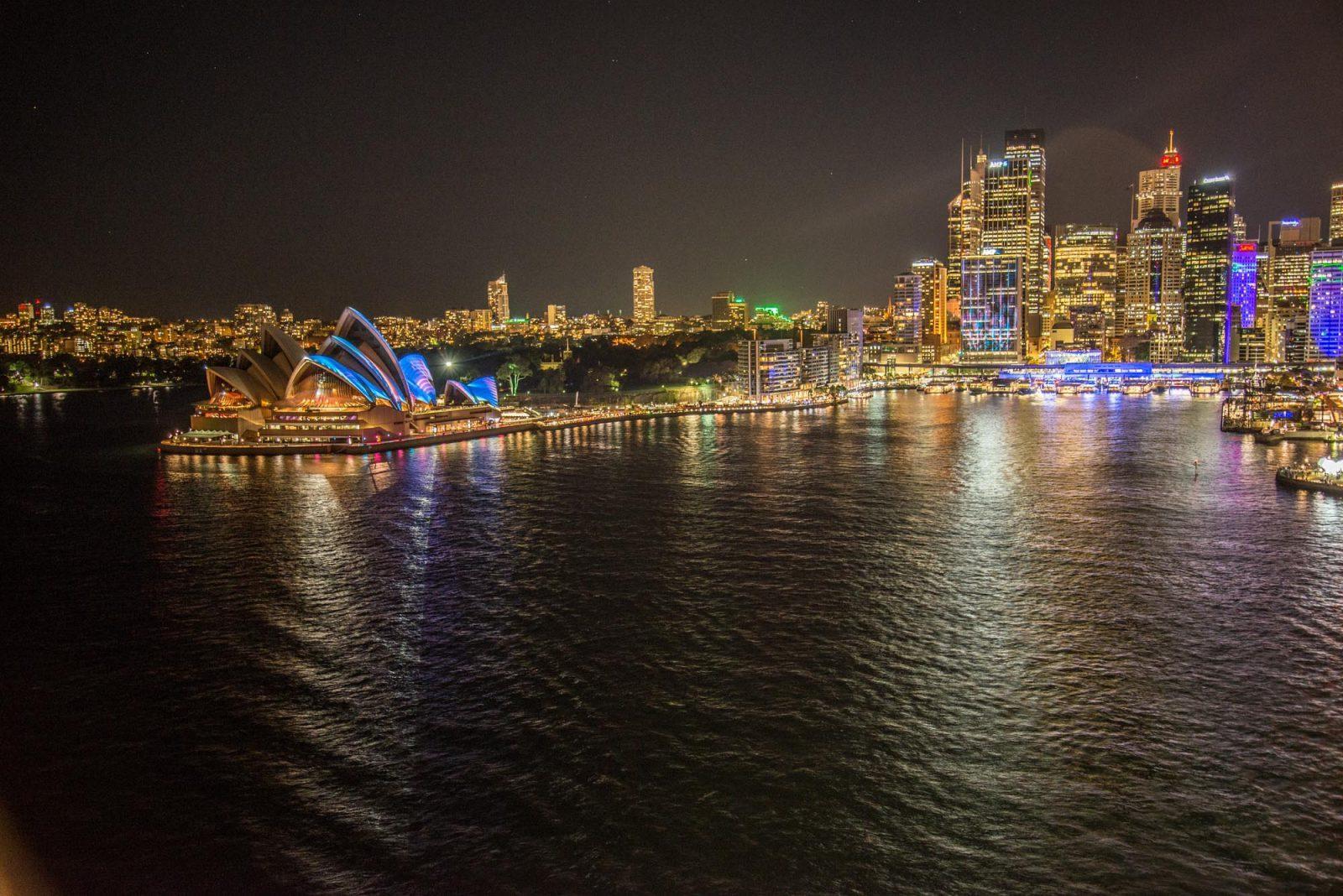 Boende i Sydney plugga utomlands på blueberry.nu