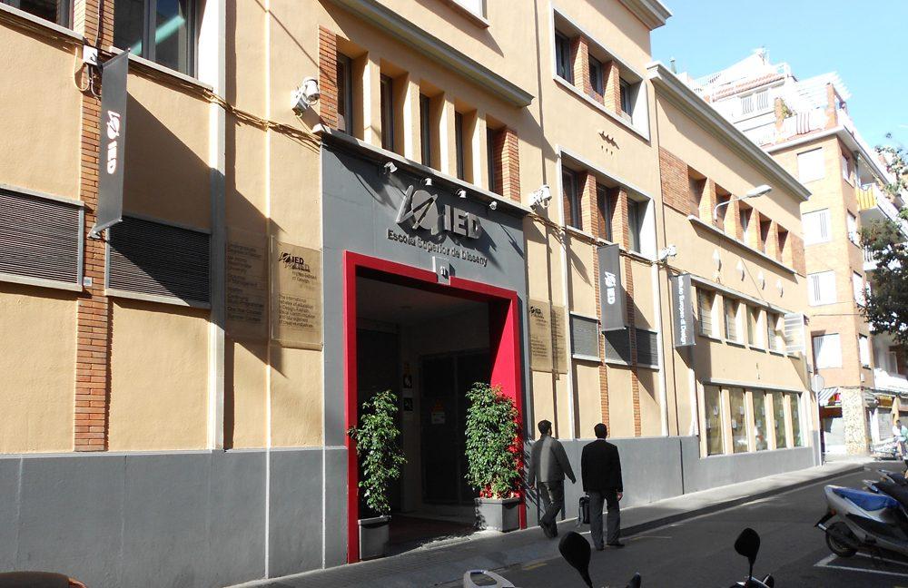 Campuset i Barcelona