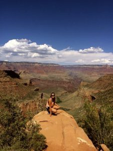 Fantastiska Grand Canyon!