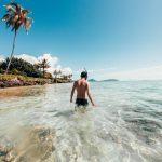 Man som snorklar, Hawaii