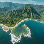 Berg och hav, Hawaii