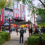 studera utomlands i australien, swinburne univeristy of technology, melbourne, campus boende