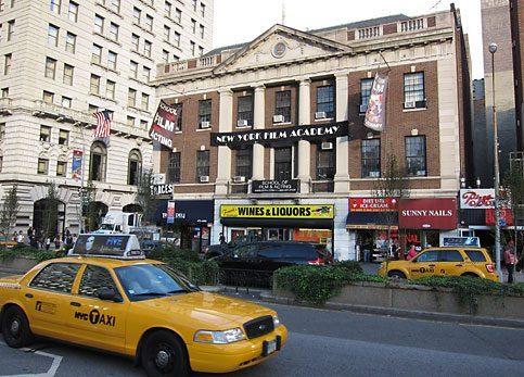 union square New York Film Academy