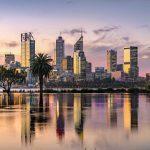Perth kvällstid