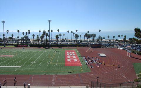 Santa Barbara City College la playa stadium