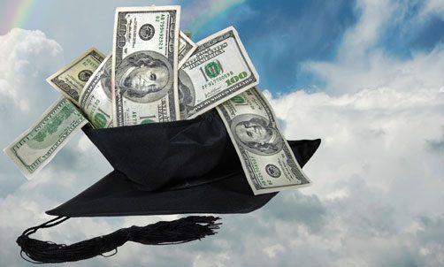 Hur mycket pengar behöver du när du studerar utomlands
