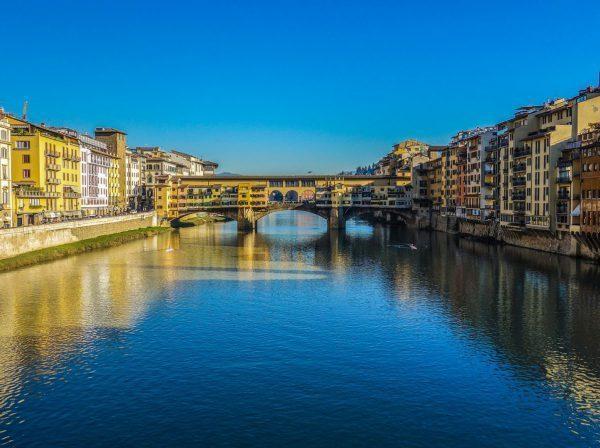 Studera i Florens på Lorenzo de' Medici på Blueberry.nu