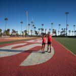 Santa Barbara City College fotbollsplan studenter