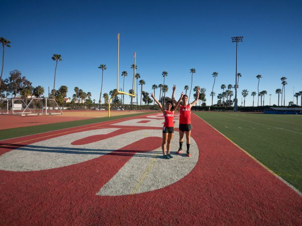 Santa Barbara City College fotbollsplan studenter