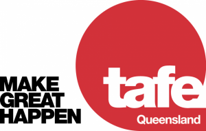 TAFE Queensland logo på blueberry.nu