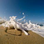 Vågor mot stranden TAFE International Western Australia