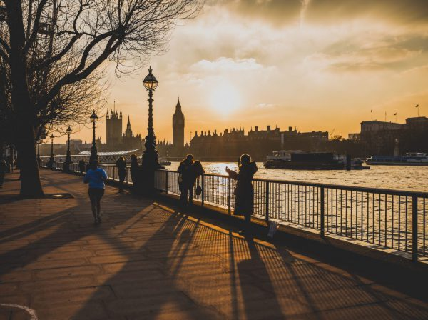 studera utomlands i england, london