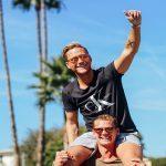 Viktor Frisk & Oskar Niklasson studerar utomlands på blueberry.nu