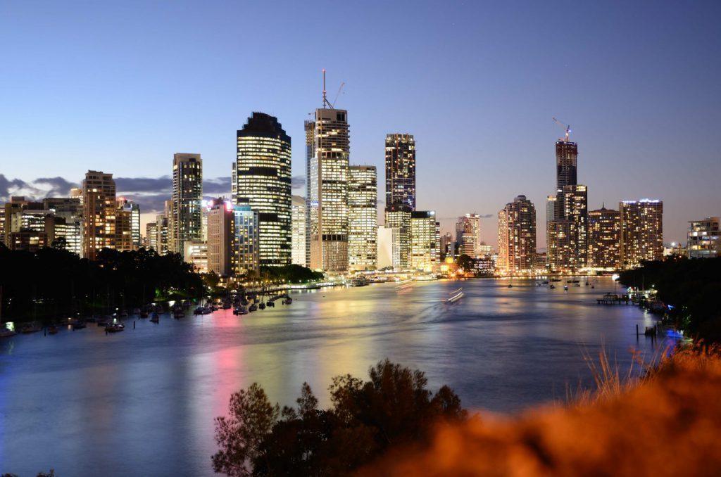 Studera i Brisbane