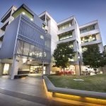 Queensland University of Technology campusbyggnad