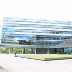 Campus på Auckland University