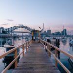 Hamn i Sydney