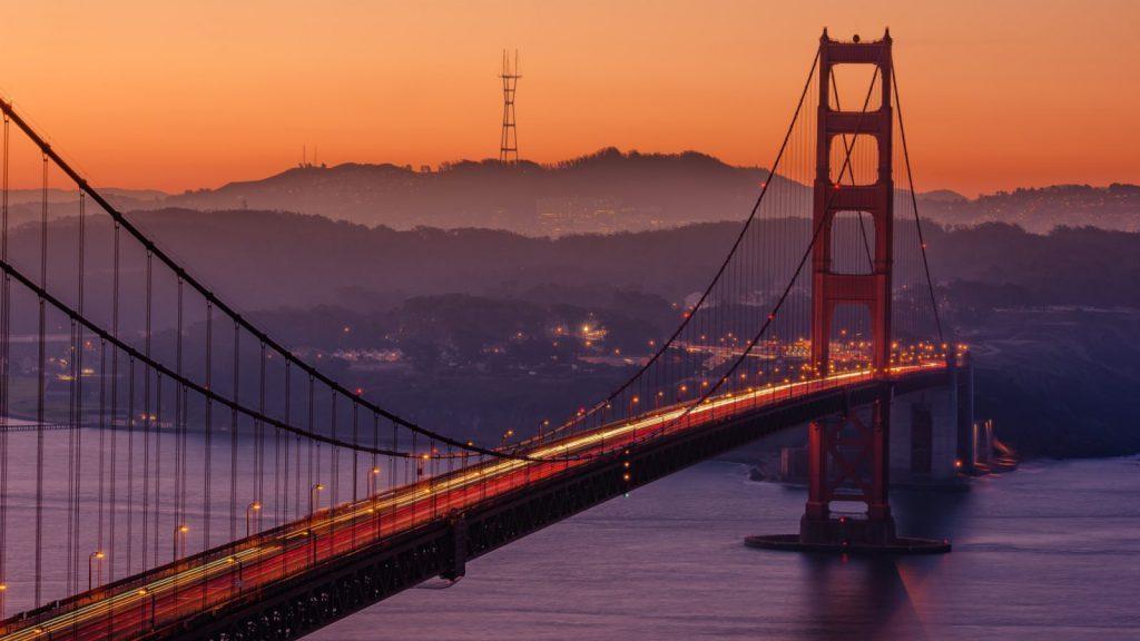 Studera utomlands på San Fransisco Sate University