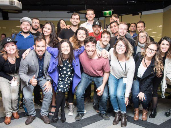 Ny högskola för entreprenörer i Sydney