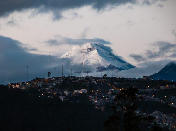 studera i equador berg
