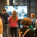 Studentutställning RMIT, VR och speldesign på RMIT University Melbourne, studera utomlands, Australien,