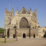 Exeter Cathedral, Exeter City, University of exeter, Erasmus+ och CORKSCREW, studera utomlands i södra england
